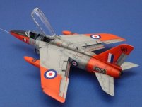 Airfix 1/72 Folland Gnat
