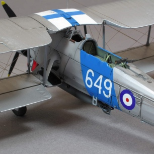 Airfix 1/72 Swordfish
