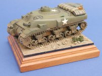 1/48 Badger Coversion based upon Tamiya Sherman
