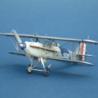 Czechmaster 1/72 Hawker Nimrod