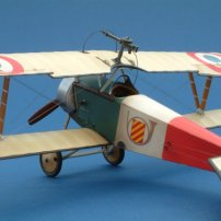 Eduard 1/48 Nieuport 11