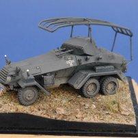 Italeri 1/72 Sd.Kfz.231